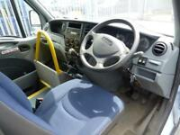 IVECO DAILY 2.3TD LWB 40C12 17 SEATER MINIBUS ONLY 68,000 MILES NO VAT