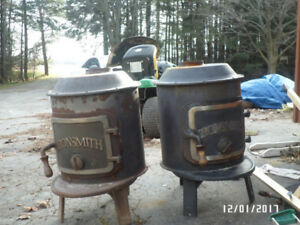 Ironsmith wood stove for sale