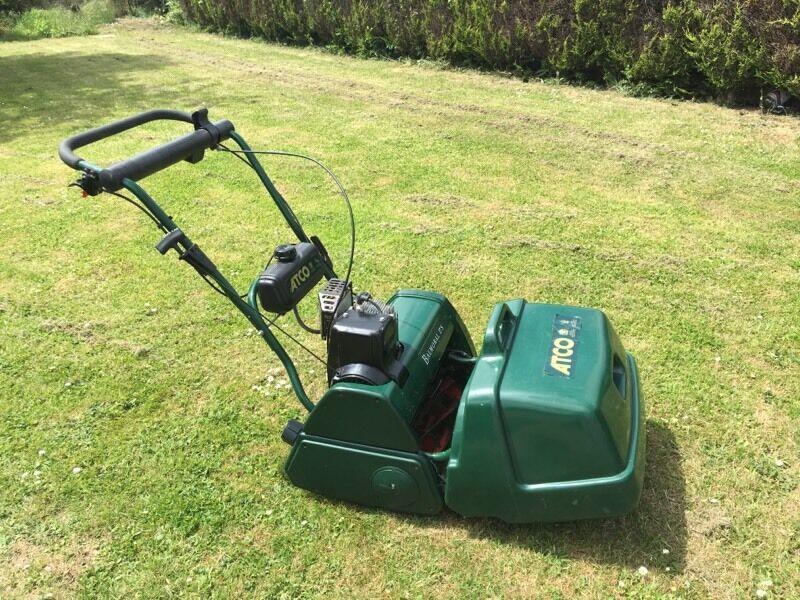 qualcast atco balmoral 17se cylinder petrol lawn mower. Black Bedroom Furniture Sets. Home Design Ideas