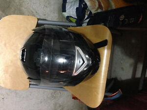 Medium Harley-Davidson Black Motorcycle Helmet for $65-