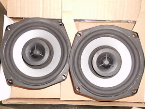 STOCK TOURING SPEAKERS