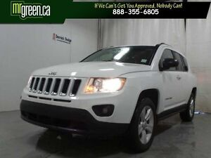 "2013 Jeep Compass   Used AWD North Pwr Grp A/C 17"" Alloys $117.0"