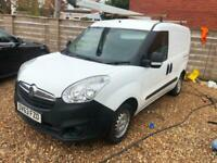 Vauxhall Combo 1.3CDTi 16v 90PS SPARES & REPAIRS BENT VALVE 112K ON CLOCK