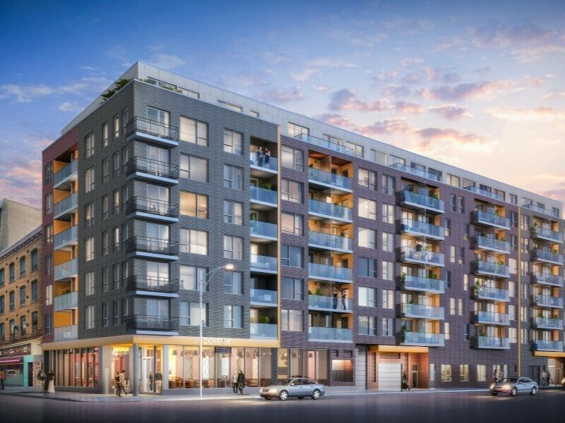 New Studio -Condo Apartments for rent-Montreal-Ville-Marie ...