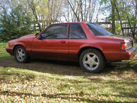 1992 Ford Mustang Lx $2200 Firm