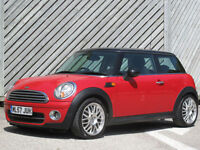 2007 MINI 16.TD COOPER HATCH - 80+ MPG - ONLY £20 A YEAR ROAD TAX !!