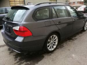 2008 BMW 328 XI Wagon all wheel drive 157.000KM
