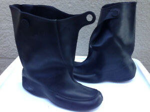 Motorcycle Rain Boot Covers Men's Size 9