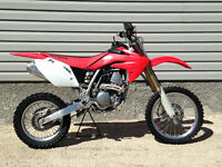 2007 CRF150R Excellent Condition $2850.00 OBO