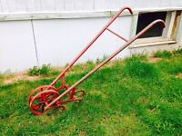 Antique Hand Plow, Lawn and Garden Decor