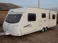 Lunar LEXON TL, 2010, 6 Berth, Twin Axle, Double Dinette, Full Kitchen, VGC!