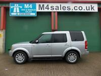 Land Rover Discovery 3 COMMERCIAL XS NO VAT Auto