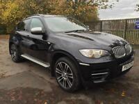 BMW X6 3.0TD M50d auto M