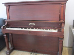 Piano, Wilson and sons
