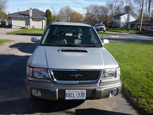 1997 Subaru Forester Hatchback