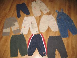 Lot de vêtements pour garçon 3-6-9-12mois, surtout du 6-9mois Saint-Hyacinthe Québec image 6