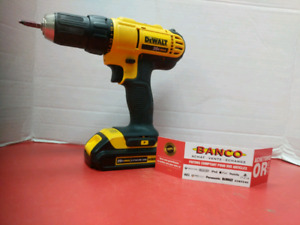 Cordless drill for sale