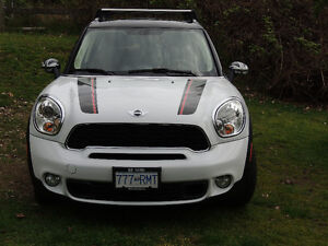 2013 MINI Cooper S Countryman S ALL4 SUV, Crossover