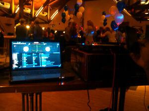 Speaker-projector rental: Banquet Hall/Party room events/outdoor