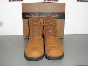 Touring Biker Boots *NEW* Thawny Color, Diff Sizes Available.