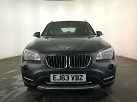 2013 63 BMW X1 SDRIVE18D X LINE DIESEL ESTATE 1 OWNER SERVICE HISTORY FINANCE PX