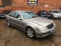 2004 Mercedes-Benz E320 3.2 Automatic Avantgarde Long Mot 2 Owners Bargain