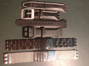 *** Swatch New Old Stock Straps and Bracelets ***