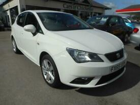 2015 SEAT Ibiza 1.4 TOCA 5dr Petrol With Sat Nav and service History 2 Owners fr