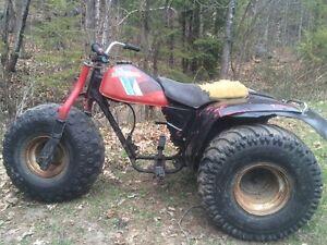 Honda atc 200 1984