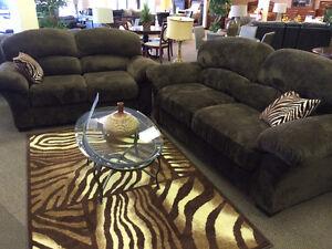 Brand new Sofa & Love seat
