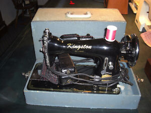Kingson HD Sewing Machine, with Carrying Case