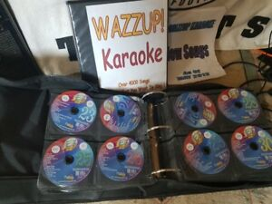 Complete Karaoke Entertainment System