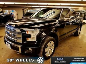 2015 Ford F-150 Platinum   - Sunroof - $327.47 B/W