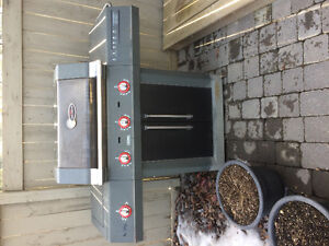 Large NG Infra Red BBQ