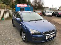 2006 FORD FOCUS ZETEC CLIMATE ***3 MONTHS WARRANTY **FINANCE AVAILABLE