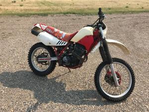 1986 Yamaha TT 350 for sale