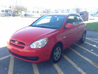 2007 Hyundai Accent GS Hatchback