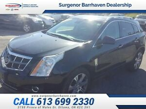 2012 Cadillac SRX Luxury Collection   -