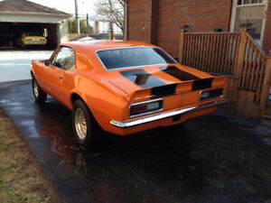 WANTED 1967-69 CAMARO PROJECT