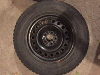 """17"""" Steel Rims from Lexus RX350 good for other lexus and toyota"""