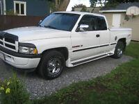 1997 Dodge Power Ram 1500 slt laramie Camionnette