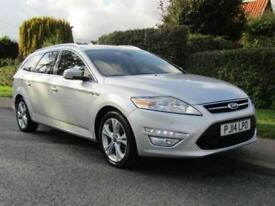 2014 Ford Mondeo 2.0 TDCi 163 BHP TITANIUM X BUSINESS EDITION 5DR TURBO DIESE...