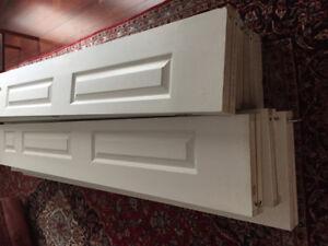 Bi Fold Core Slab Doors