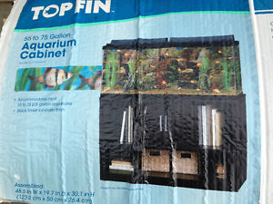 55-75 gallon topfin aquarium stand