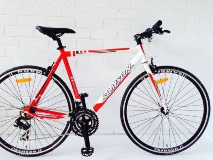 21 SPEED FLAT BAR ROAD BIKE Brunswick Moreland Area Preview