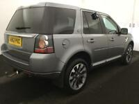 2013 Land Rover Freelander 2.2 SD4 HSE Luxury 4X4 5dr Diesel grey Automatic