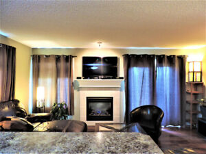 Duplex Condo For Sale - 4 Beds 2.2 Baths, AMAZING GREEN SPACE