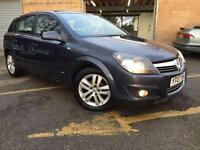 2007 07 VAUXHALL ASTRA 1.6 SXI 5D ONLY 79K DEALER PX STOCK CLEARANCE