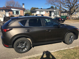 TRANSFERT LOCATION MAZDA CX5 GS 2017 4x4