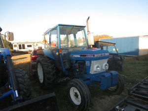 1990 Ford 4610 Tractor